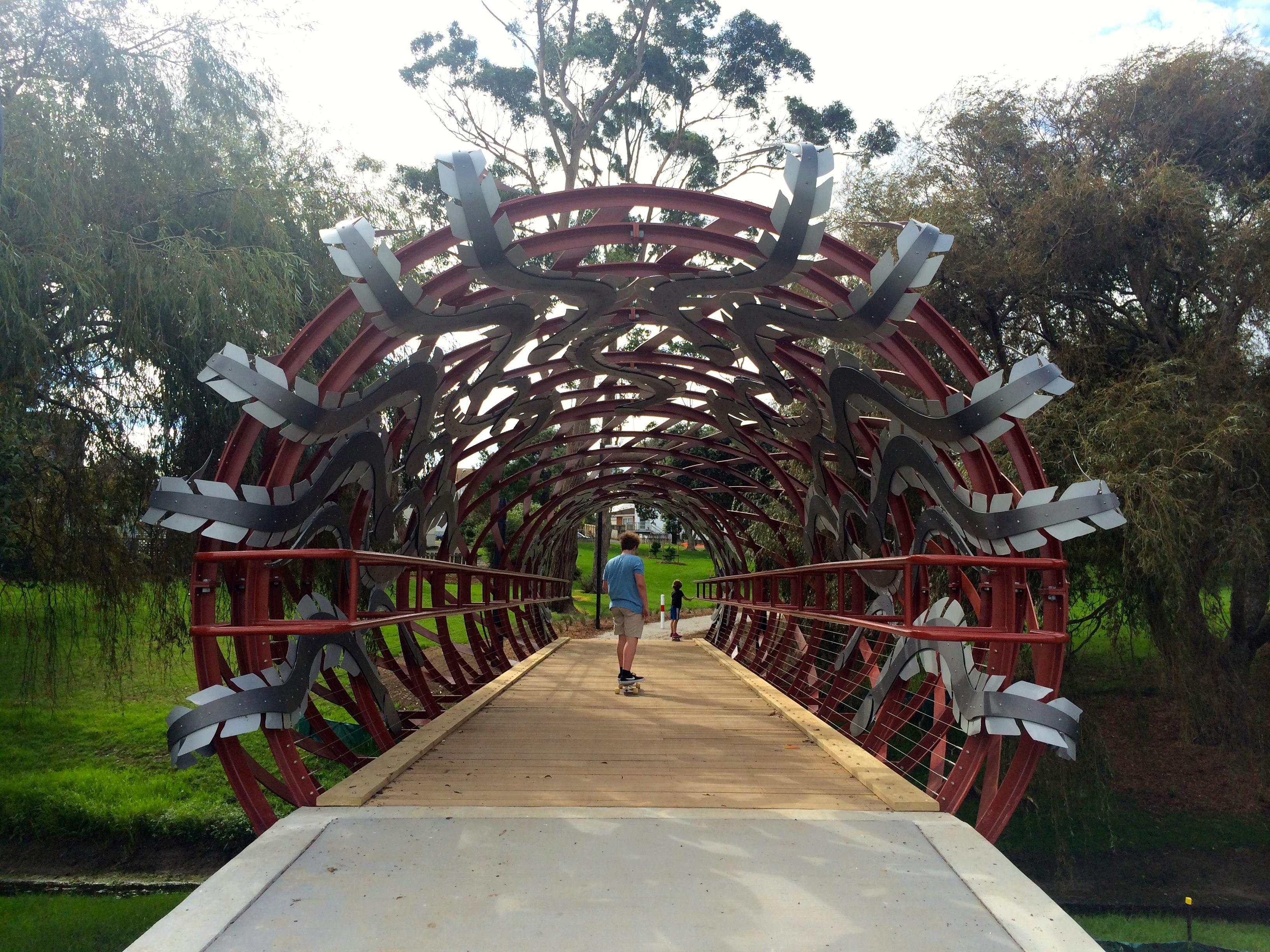 Eel Trap Bridge